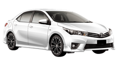 hire a altis car in indore