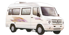 traveller rental in Indore